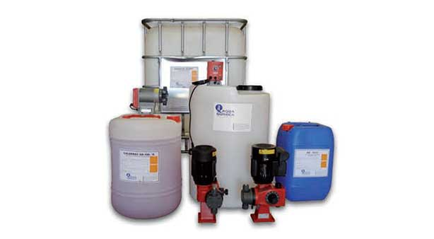 productos quimicos tratamiento aguas
